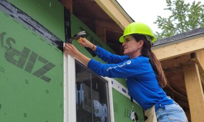 Habitat for Humanity hammers home on a trio of Glens Falls houses