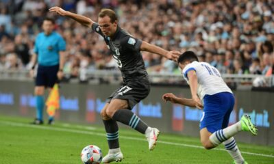 Minnesota United signs Chase Gasper to new contract