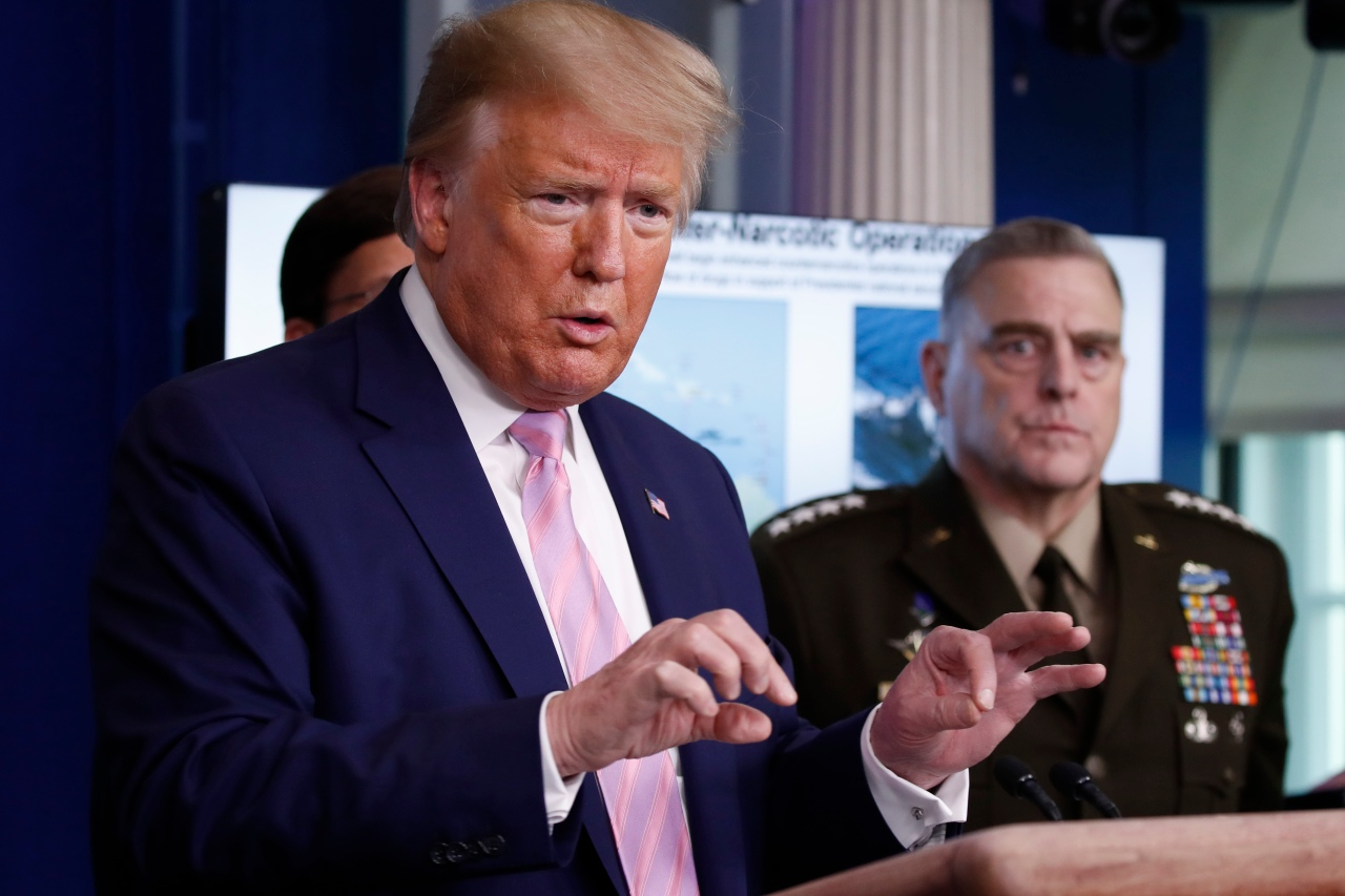 Gen. Milley defends calls with China during Trump presidency