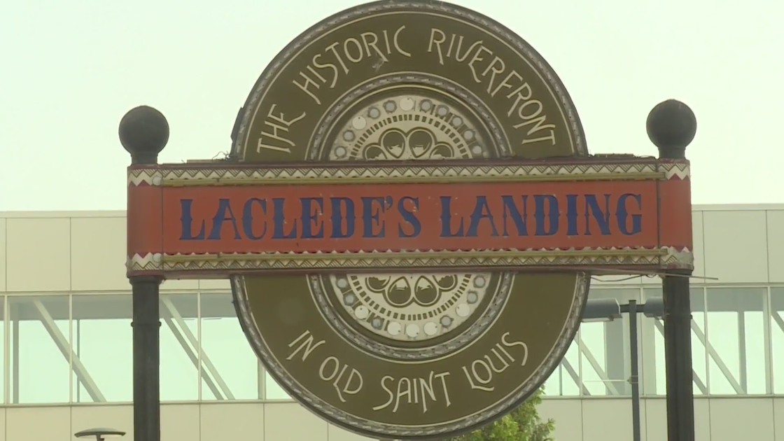 Concert series hosted at Laclede's Landing