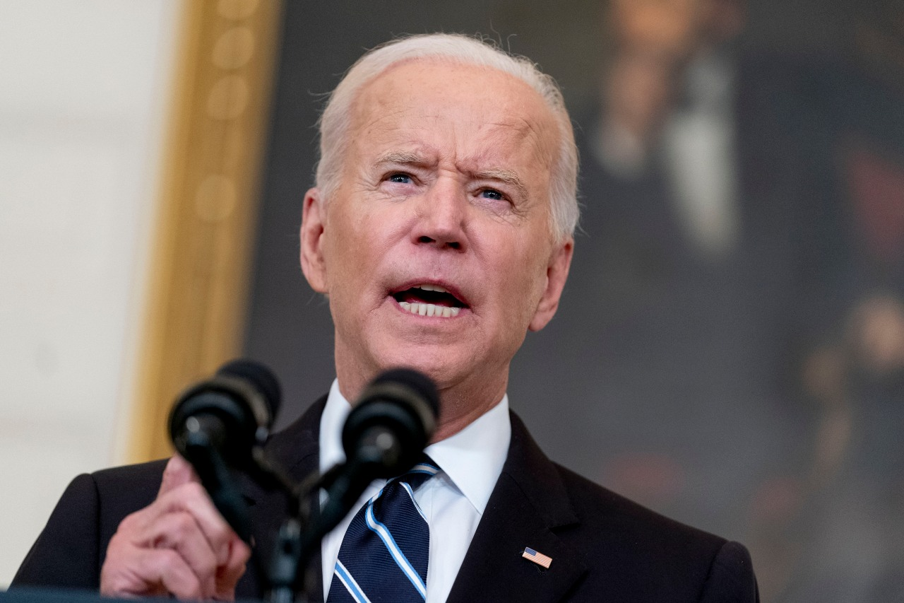 Biden and UK, Australia leaders announce partnership to blunt China's influence