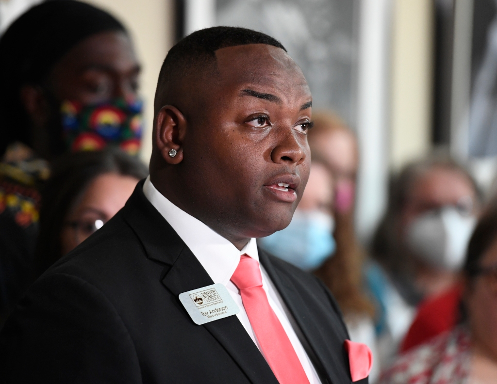 Editorial: Tay Anderson should be censured and must earn back trust