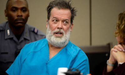 Planned Parenthood shooting suspect ruled incompetent in federal case, too