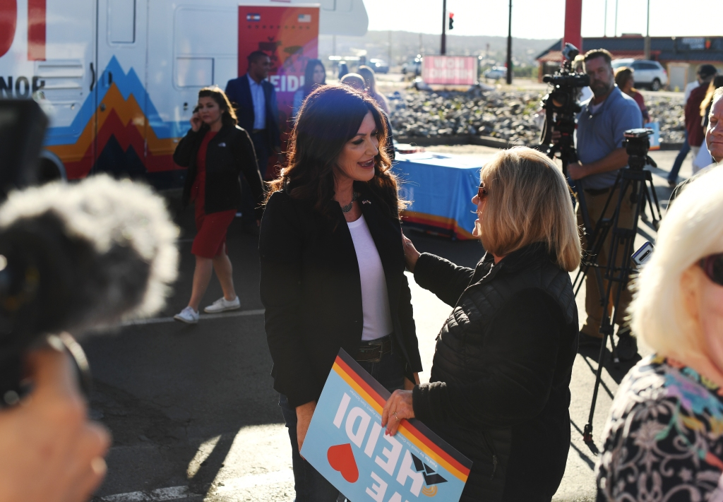 The Spot: Where you (and Heidi Ganahl) stand on 2020 election results is a litmus test