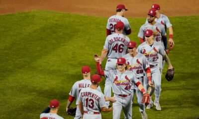 St. Louis Cardinals in control of Wild Card playoff destiny