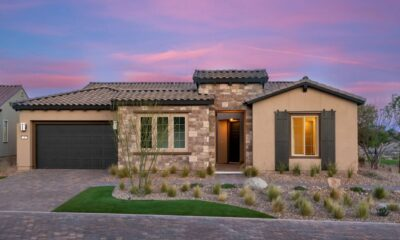 Close to the action: Del Webb's ranches in Las Vegas are 30 minutes from The Strip, way below Denver prices