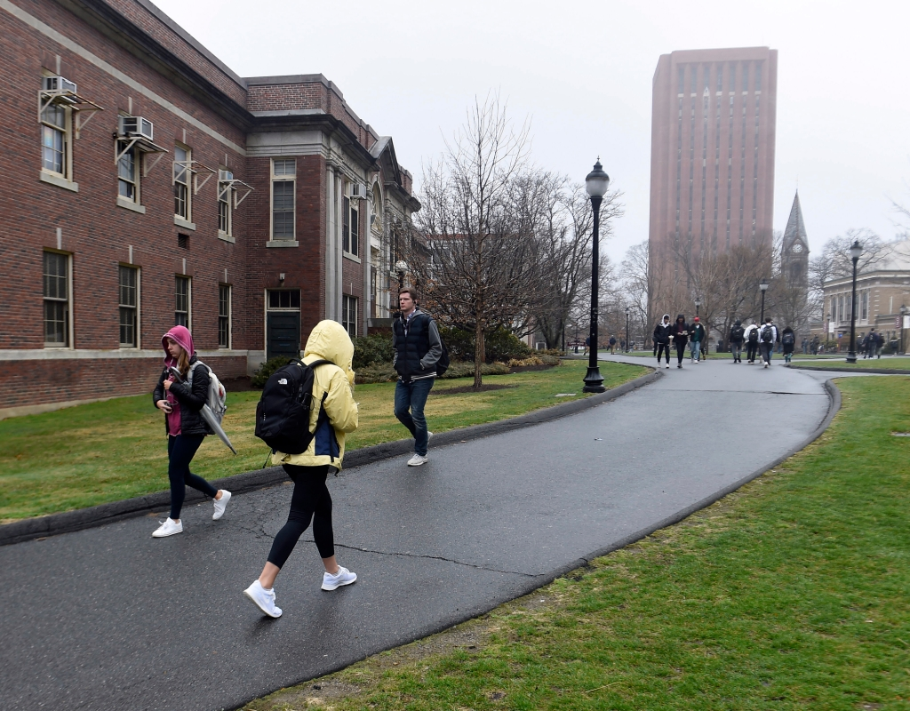 UMass to rename nursing school after getting $21.5M gift