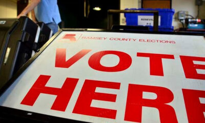 Early voting opens Friday in Ramsey County