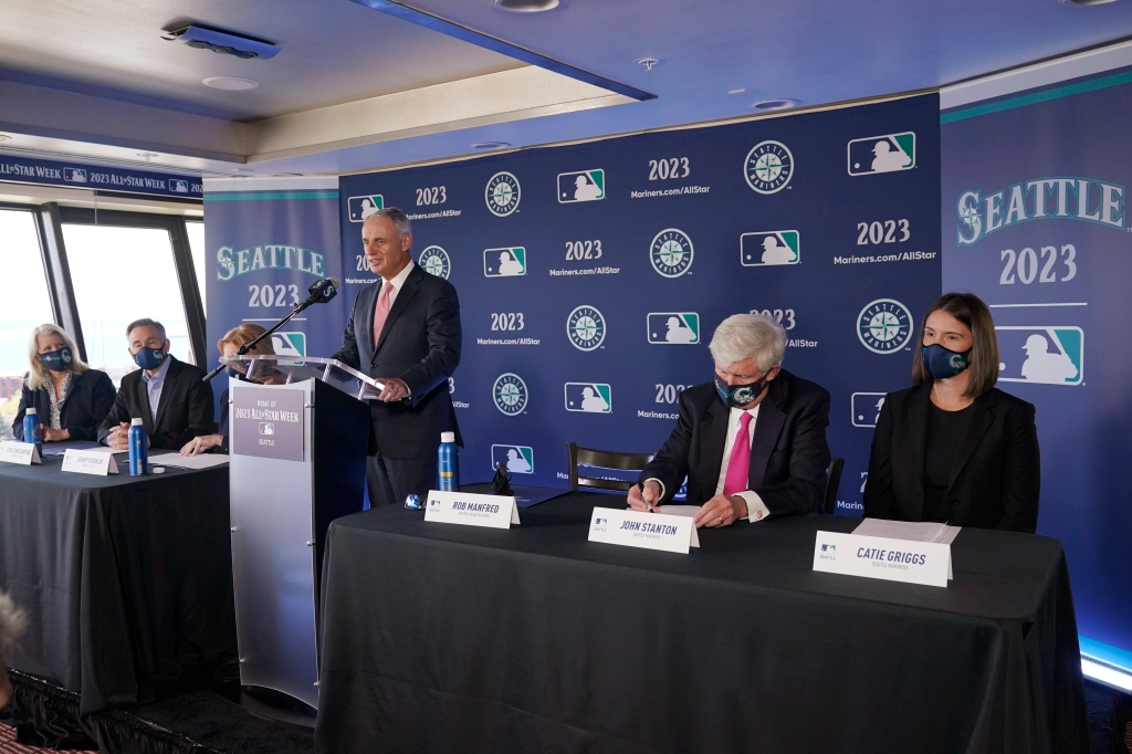 Seattle Mariners land All-Star Game earlier than expected