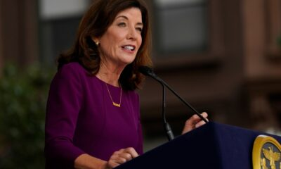 Hochul suspends state hiring freeze