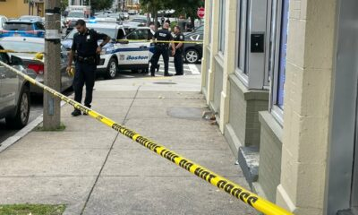 7-year-old girl grazed by bullet in Dorchester shooting, police say
