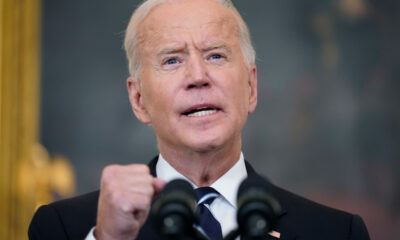 Biden pushes 'historic middle-class tax cut' for more than 50 million families, says corporations and super wealthy need to 'pay your fair share'
