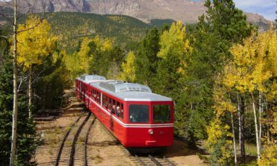 See the colors without any of the work: The best train trips for fall foliage