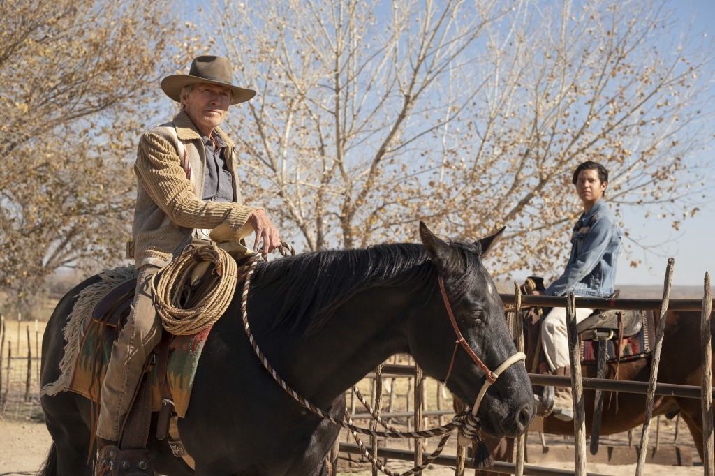American icon Eastwood gets back in the saddle in 'Cry Macho'