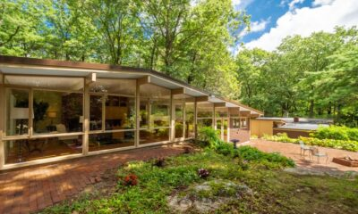 Hot Property: Lincoln mid-century modern available for first time