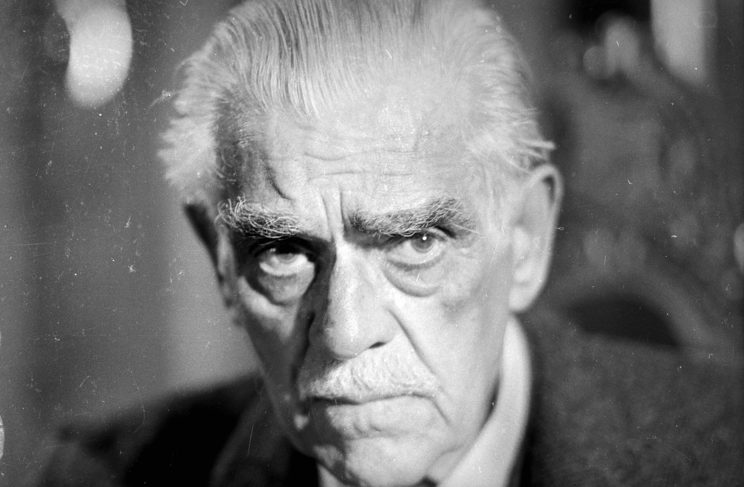 'Man Behind the Monster' Shows There Was More To Boris Karloff Than Halloween Scares