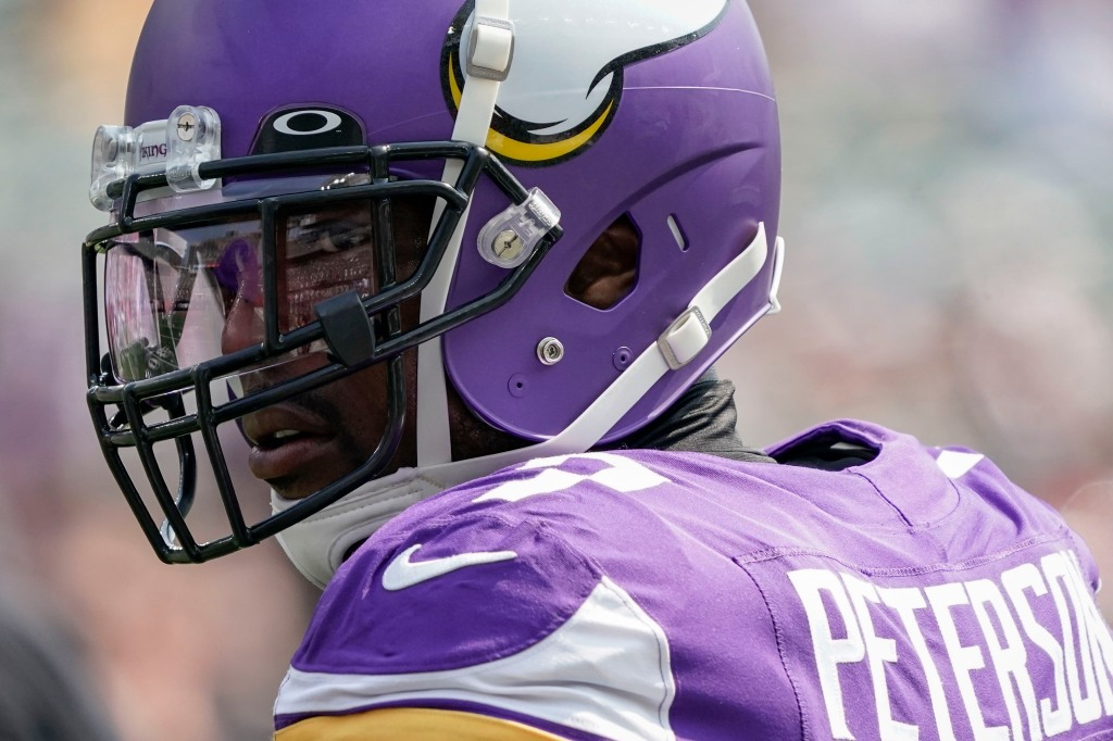 In Patrick Peterson, Vikings acquired 'a born leader'
