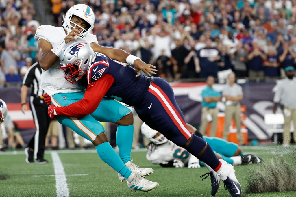 Guregian: Patriots' pass rush needs to come alive against the Jets
