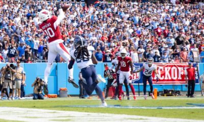How the Vikings plan to stop star receiver DeAndre Hopkins