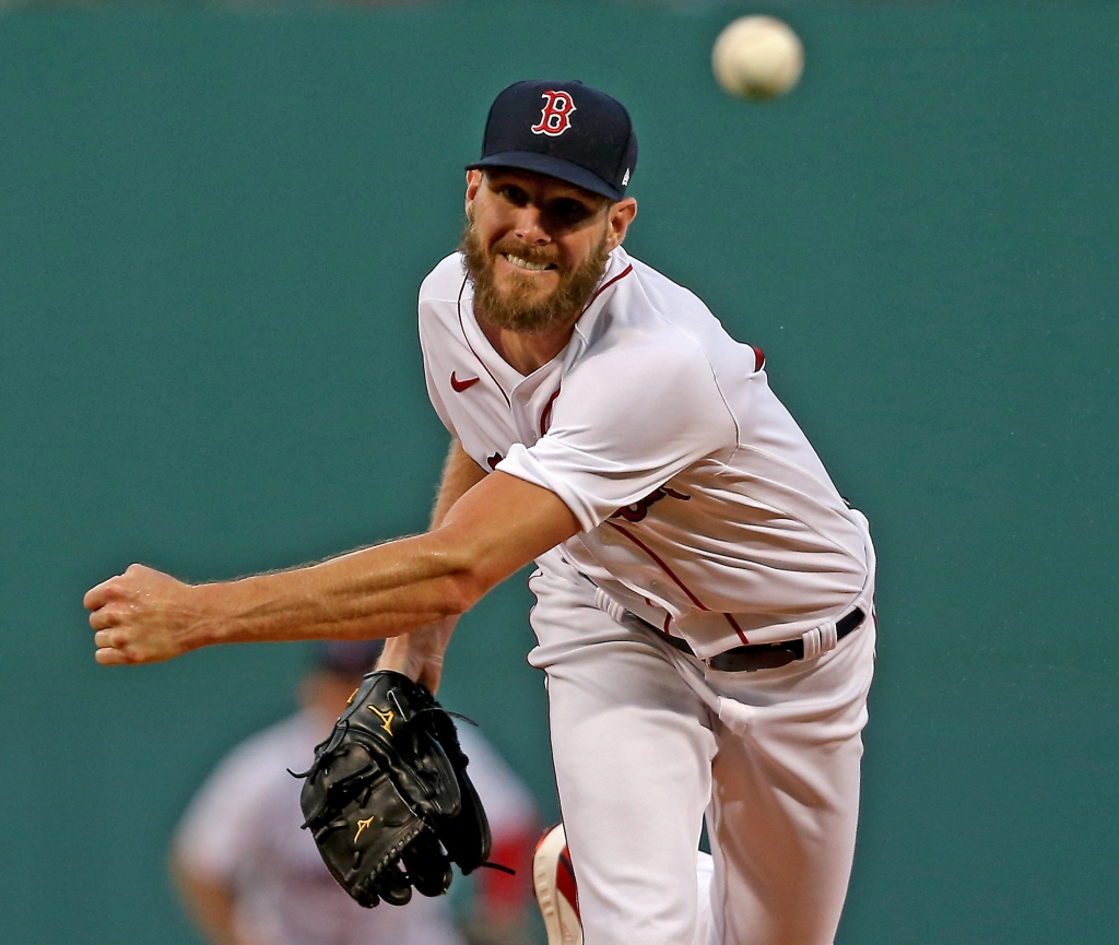 Sox ace Chris Sale to start against Orioles in series opener at Fenway