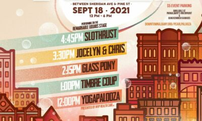 PearlPalooza returning to rock-out, in-person, for its 12th year