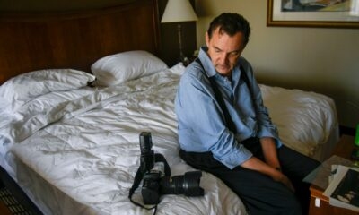 Ailing St. Paul photojournalist tells his story from behind the camera