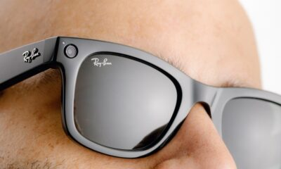 Smart glasses made Google look dumb. Now Facebook is giving them a try.
