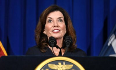 """Governor Hochul signs of on """"Less Is More"""" legislation"""