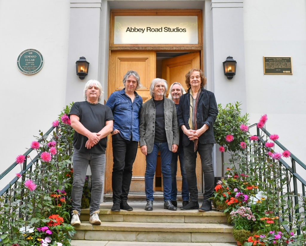 The Zombies are alive – and streaming from Abbey Road Studios