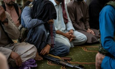 """Taliban replace ministry for women with """"virtue"""" authorities"""