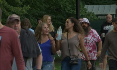 Thousands flock to SPAC for Dave Matthews Band