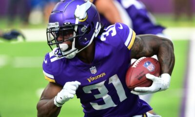 Vikings sign RB Ameer Abdullah from practice squad, elevate QB Sean Mannion