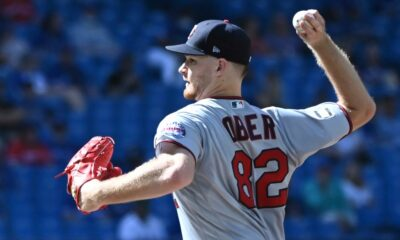 Four-run inning propels Blue Jays over Twins