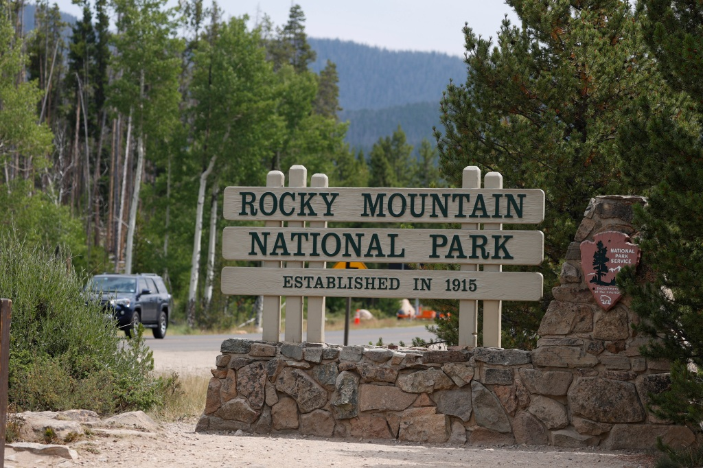 Fire breaks out at Glacier Creek Stables in Rocky Mountain National Park