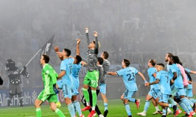 Minnesota United hangs in playoff chase by blanking L.A. Galaxy