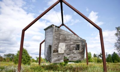 Quirky art on the prairie, and more: Franconia Sculpture Park celebrates 25 years