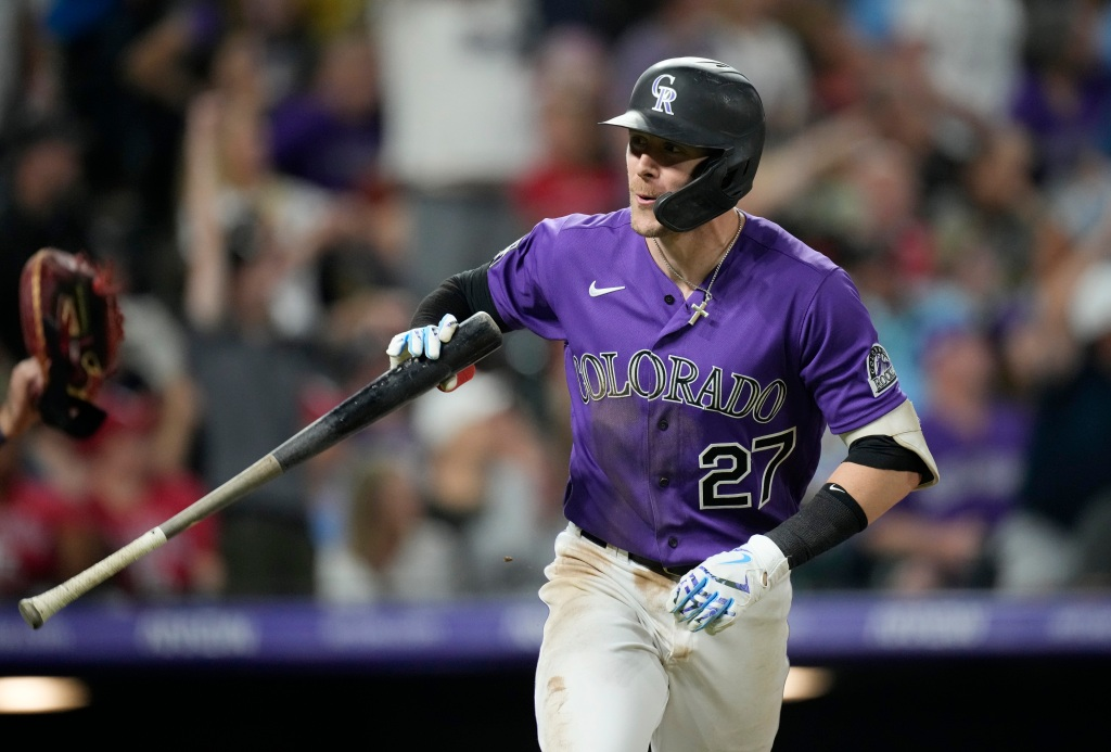 """Trevor Story on what's likely his final homestand with Rockies: """"I want to relish it"""""""