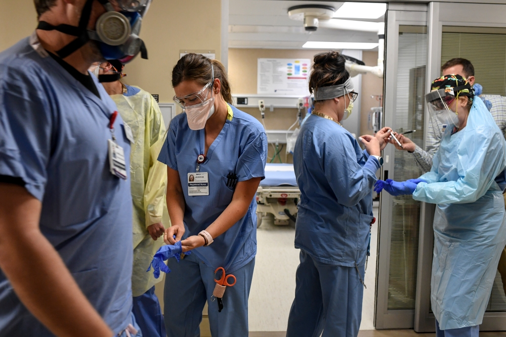As ICU beds fill up, Colorado hospitals beg public to get vaccinated against COVID — and the flu