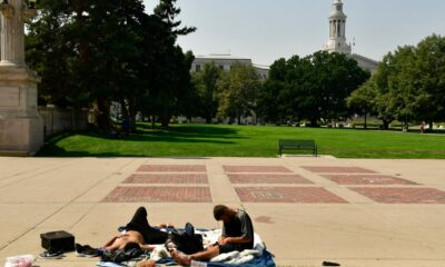 Denver's closed Civic Center Park has host of problems — but crime's not on the rise, data shows