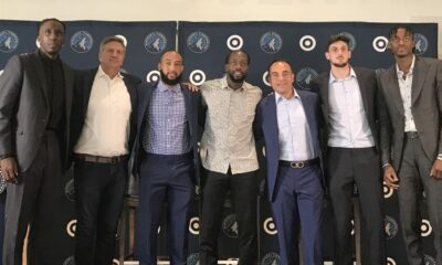 Timberwolves hope offseason acquisitions lead to change in culture