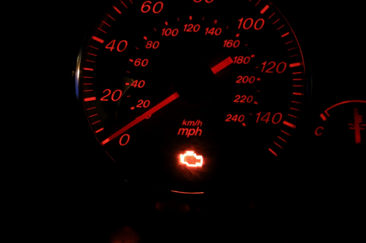 What to look for when your check engine light goes on