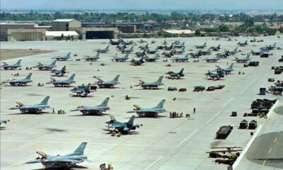 United States Air Force celebrates its 74th birthday