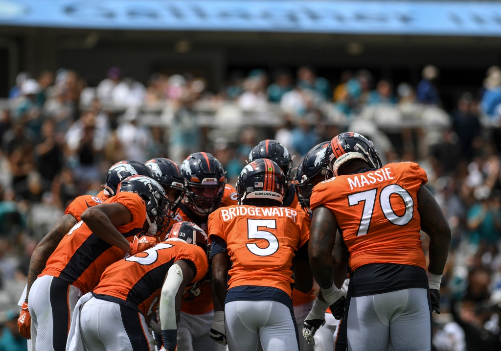 Broncos up-down drill: Highs and lows for Denver against the Jaguars