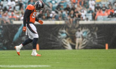 Broncos Briefs: Linebackers Josey Jewell, Bradley Chubb leave win over Jaguars with first-half injuries