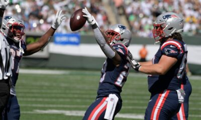 How James White settled Mac Jones and the Patriots offense during their first win