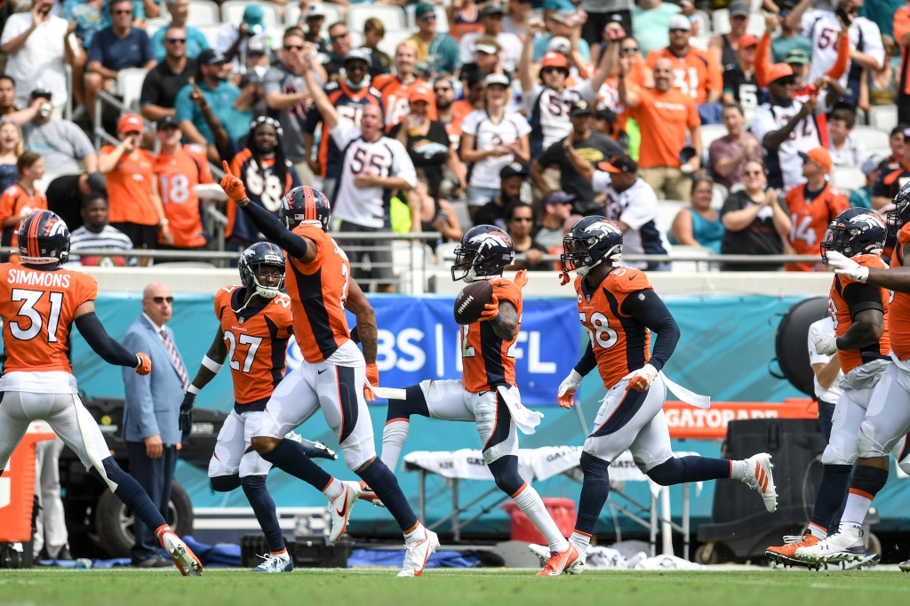 """Kiszla: Broncos coming home undefeated to city aching to fall in love again with its NFL team. """"Buckle yourself down,"""" coach Vic Fangio says."""