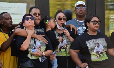 Families of victims in quadruple homicide: 'If you know something, say something'
