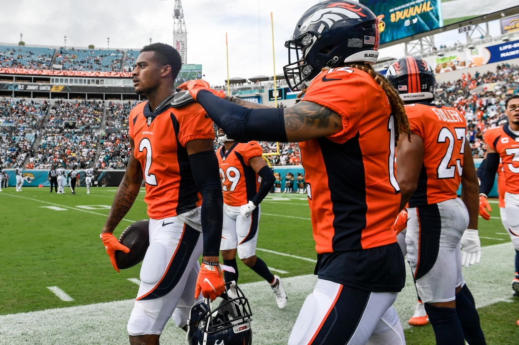 Broncos defense gives up opening TD to Trevor Lawrence and Jaguars, then dominates rookie QB in Week 2 win