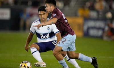 Brian White pulls Whitecaps even in 1-1 draw with Rapids