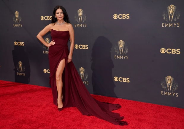 1632121509 741 Who wore what on the Emmy Awards red carpet